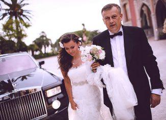 Дочка выходит замуж