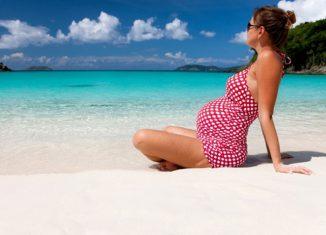 Можно ли путешествовать во время беременности