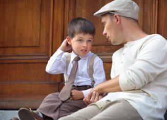 """Как правильно рассказать ребёнку о """"новом папе"""", не обидев его и не задев его чувств"""