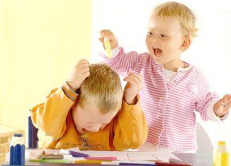 Агрессивный ребёнок, рекомендации родителям