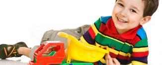 Обзор любимых игрушек для мальчиков