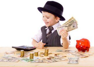 Как научить ребёнка пользоваться деньгами