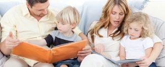 Роль родителей в жизни ребёнка