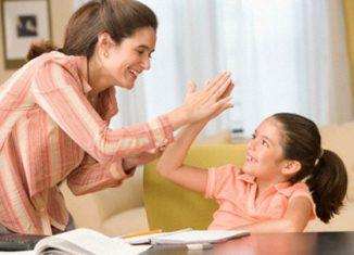 Как правильно похвалить ребёнка