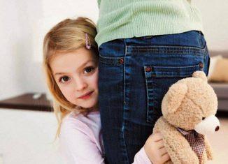 Застенчивость у ребенка: черта характера или симптом, указывающий на проблему