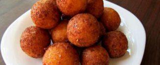 Готовим дома: рецепт творожных шариков, жаренных в масле