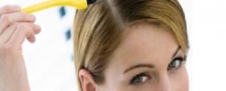 Красить волосы беременной женщине
