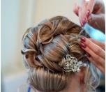 парикмахер для невесты