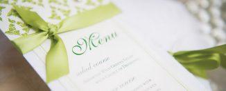 Меню для свадьбы, помощь в подборе меню