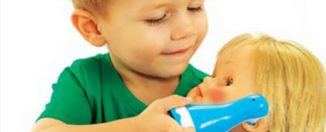 Игрушки для детей, гендерное разделение