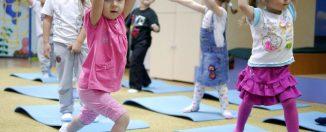 Физическое воспитание детей, часть 1