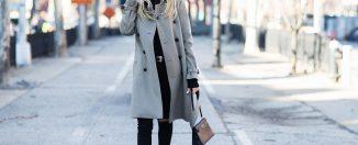 С чем надеть пальто, советы стилиста