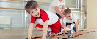 Физическое воспитание детей, часть 2