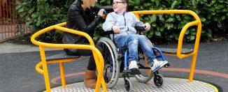 Маломобильные маленькие граждане - ребёнок инвалид