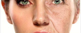 Возрастная сухость кожи