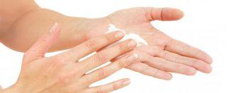 Сухая кожа рук, методы восстановления кожи