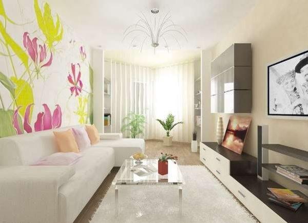 Как оживить интерьер квартиры, гостиной или стены: подборка идей