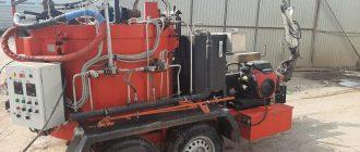 Плавильное оборудование плавильно-заливочная установка