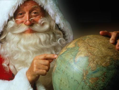 Новогодние причуды в разных странах