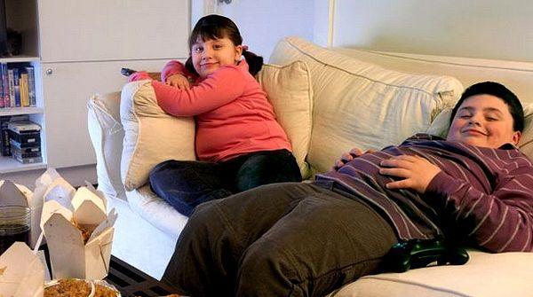 Малая подвижность - главная причина ожирения?