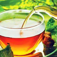 Как похудеть при помощи зеленого чая?
