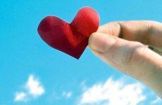 Двадцать любящих сердец или почему сердце рисуют в форме сердечка?