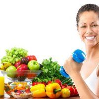 Правила питания во время занятия спортом