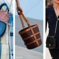 Какую сумку носить весна-лето 2020