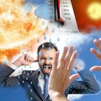 Летняя жара: риски для здоровья