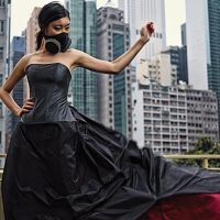 Защитные маски для лица: модный тренд 21 века