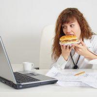 Правильное питание для офисных сотрудников
