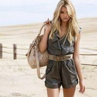 Женский ромпер: с чем носить