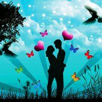 Отличи весеннюю влюблённость от настоящей любви!
